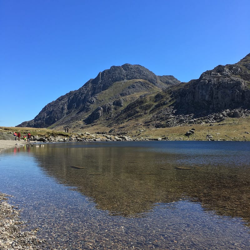The Glyder Loop - Tryfan from Idwal - thefrozendivide - 04