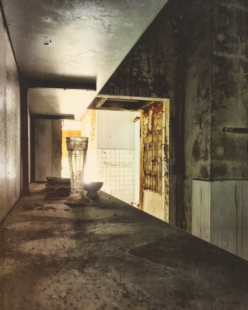 Hope Castle 07 | Urbex Ireland | thefrozendivide