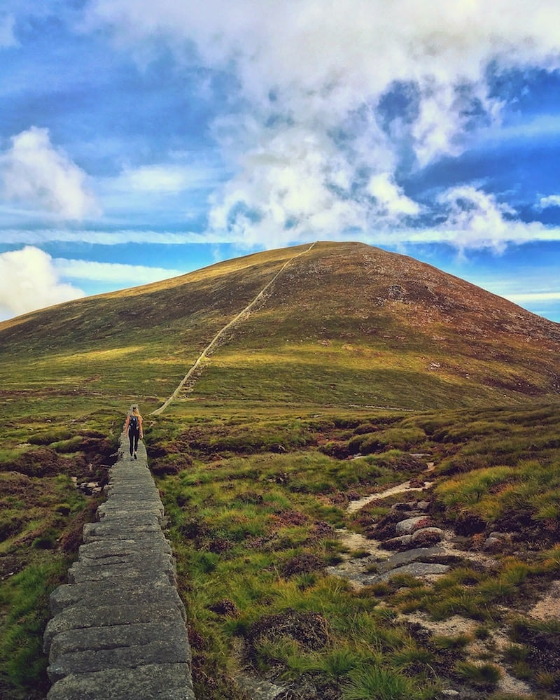 Mourne Mountains 04   August 2018   thefrozendivide