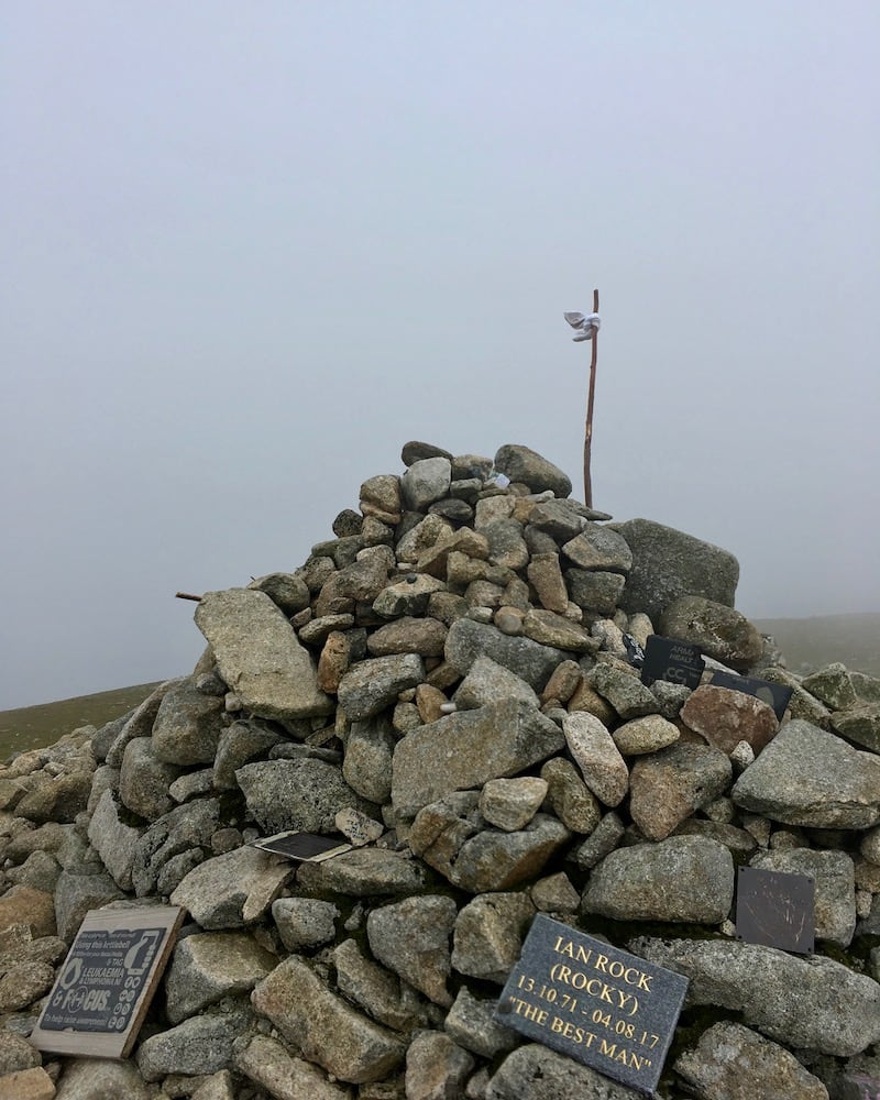 Mourne Mountains 09   August 2018   thefrozendivide