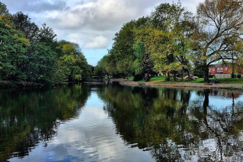 Liverpool Parks | the frozen divide 01