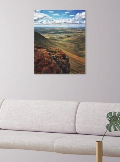 See The Just Colours | Lake District Canvas Print | TFD-CAN-011 B