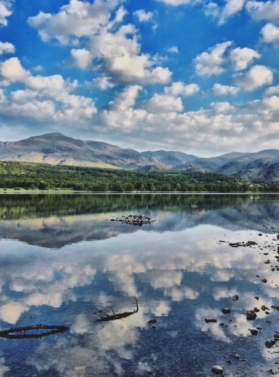 When You Wake Up To This | Lake District Canvas Print 1