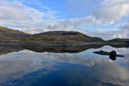 Llyn Llydaw Reflections 3 | Snowdonia | thefrozendivide