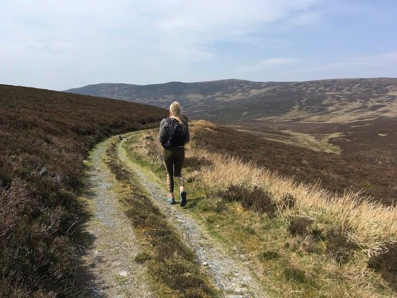Graig Ddu Loop | Hiking & Running Snowdonia | TheFrozenDivide 1