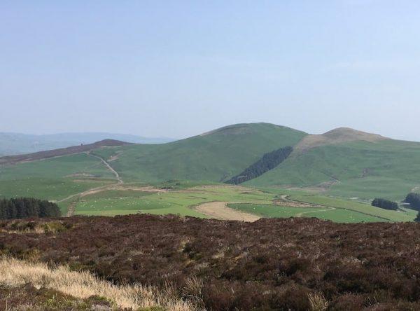 Graig Ddu Loop   Hiking & Running Snowdonia   the frozen divide