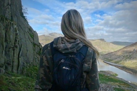 What's In Our Back Packs | The Frozen Divide Ltd