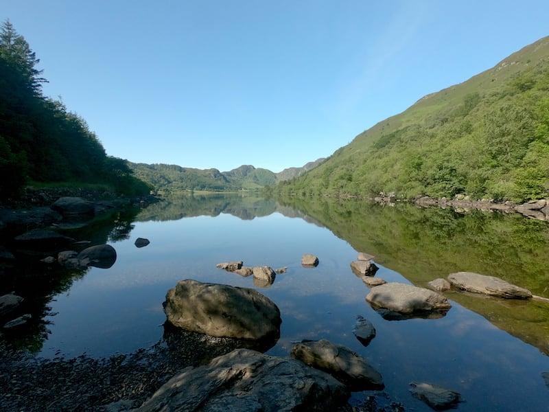 The 4C Snowdonia Loop - Llyn Crafnant
